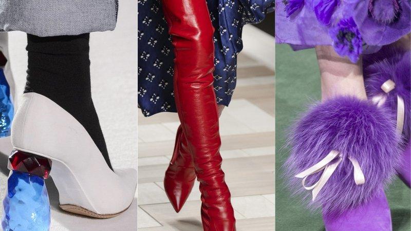 Яке взуття буде в тренді восени 2017