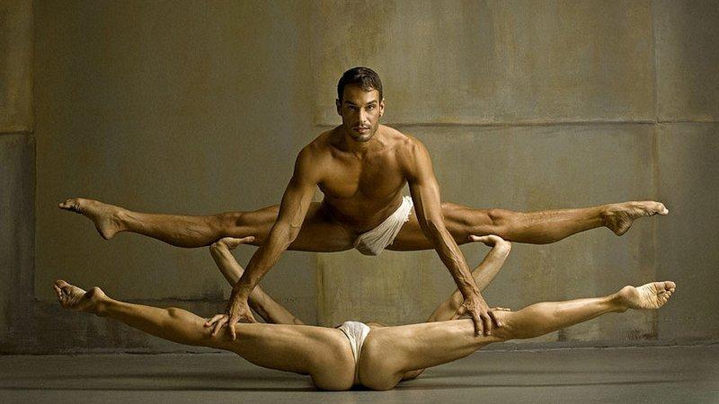 Йога по сексу