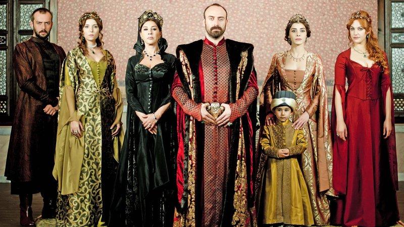 турецкий сериал сулейман великолепный на каз языке