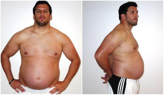 Как похудеть на 24 кг быстро