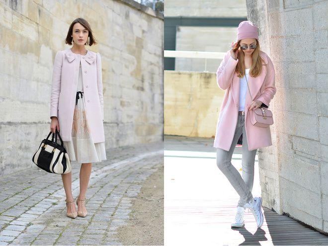 Яскрава осінь  як стильно носити рожевий 12d0a99d30608