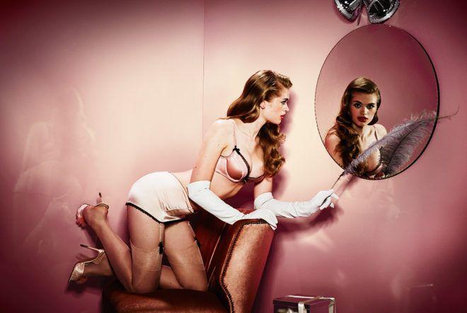 Здивуй його  сексуальна білизна для новорічної ночі - Люкс FM 7adb42f136dbe