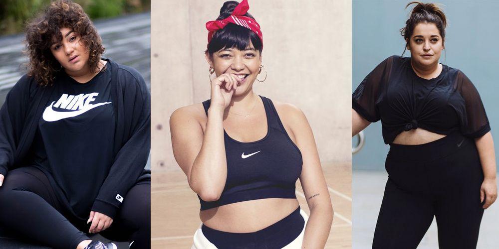 Дивіться також Компанія Nike зняла українських спортсменок у новій  рекламній кампанії 3b3f3d8a5b651