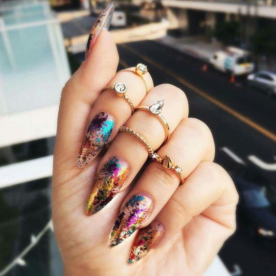 Лучшие ногтей