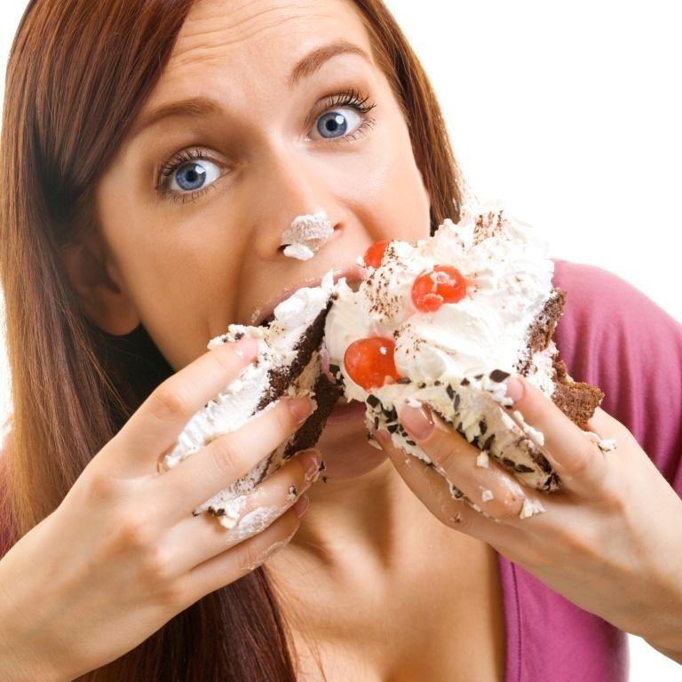 Переедание or заедание or булимия сексуальное напряжение