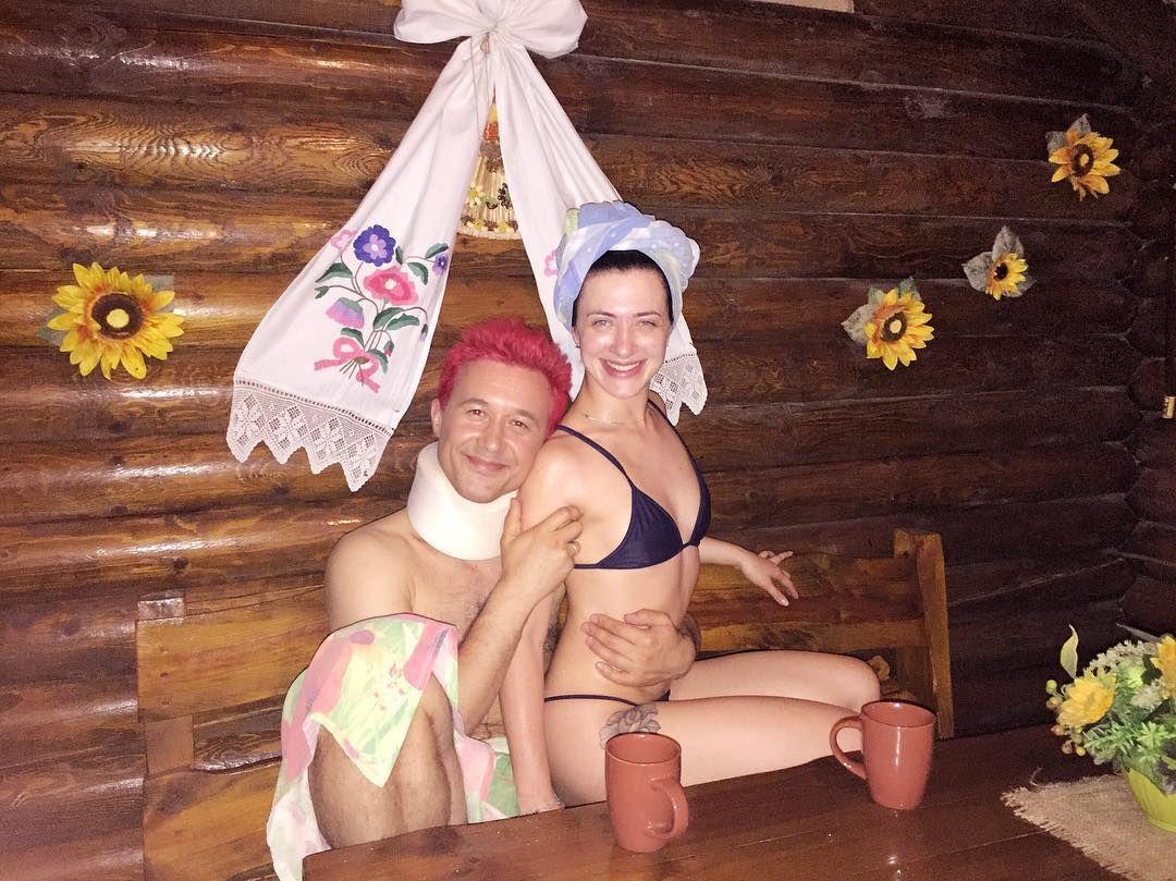 Как мы с женой в бане попробовали мжм 62