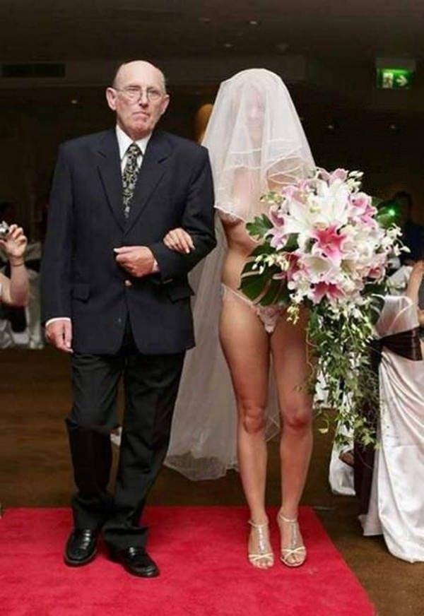 Подборка интимных фото со свадеб  678016