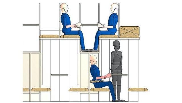 «Ні» верхнім полицям: українці презентували проект двоповерхового купе - фото 497254