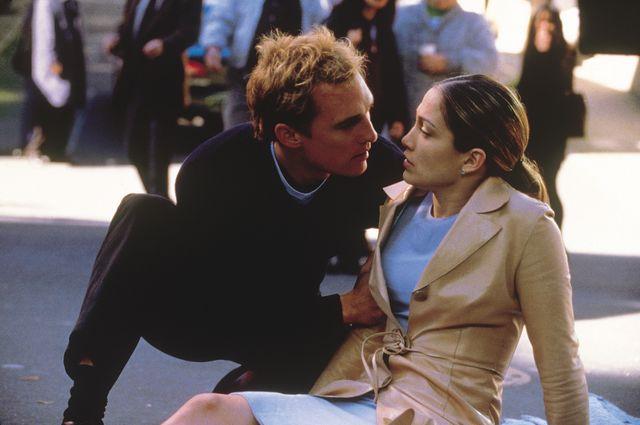 Дженніфер Лопес пригадала свій перший поцілунок з Меттью Макконехі - фото 504430