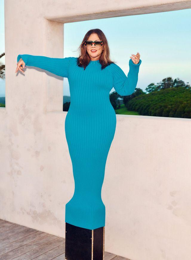 50-річна акторка Мелісса Маккарті схудла на 34 кілограми - фото 508809