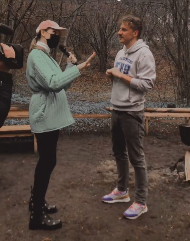 Катерина Осадча втретє вагітна - фото 512321