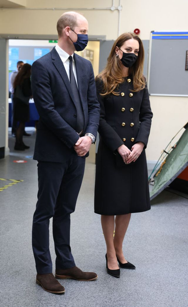 Перший вихід Кейт Міддлтон і принца Вільяма після зустрічі з принцом Гаррі - фото 512742
