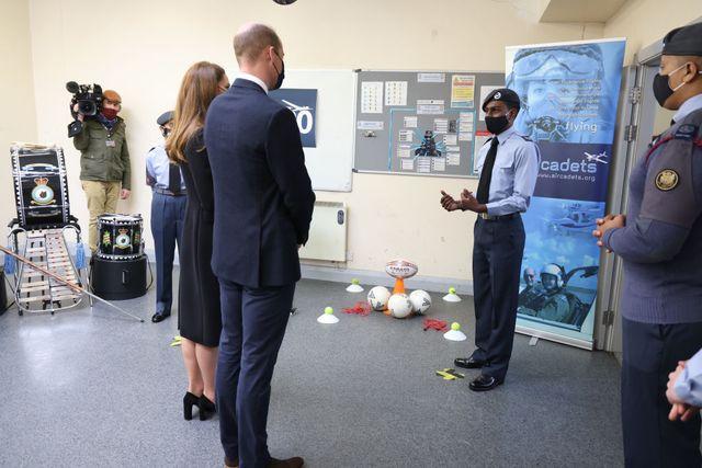 Перший вихід Кейт Міддлтон і принца Вільяма після зустрічі з принцом Гаррі - фото 512743